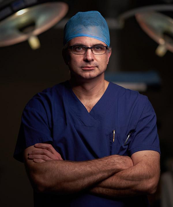 Dr Dan Rowe